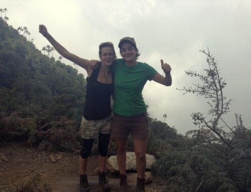 Trekking al Cerro Kennedy, Colombia