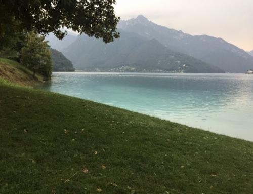 Lago di Ledro, passeggiate, trekking, bicicletta, relax… al fresco!